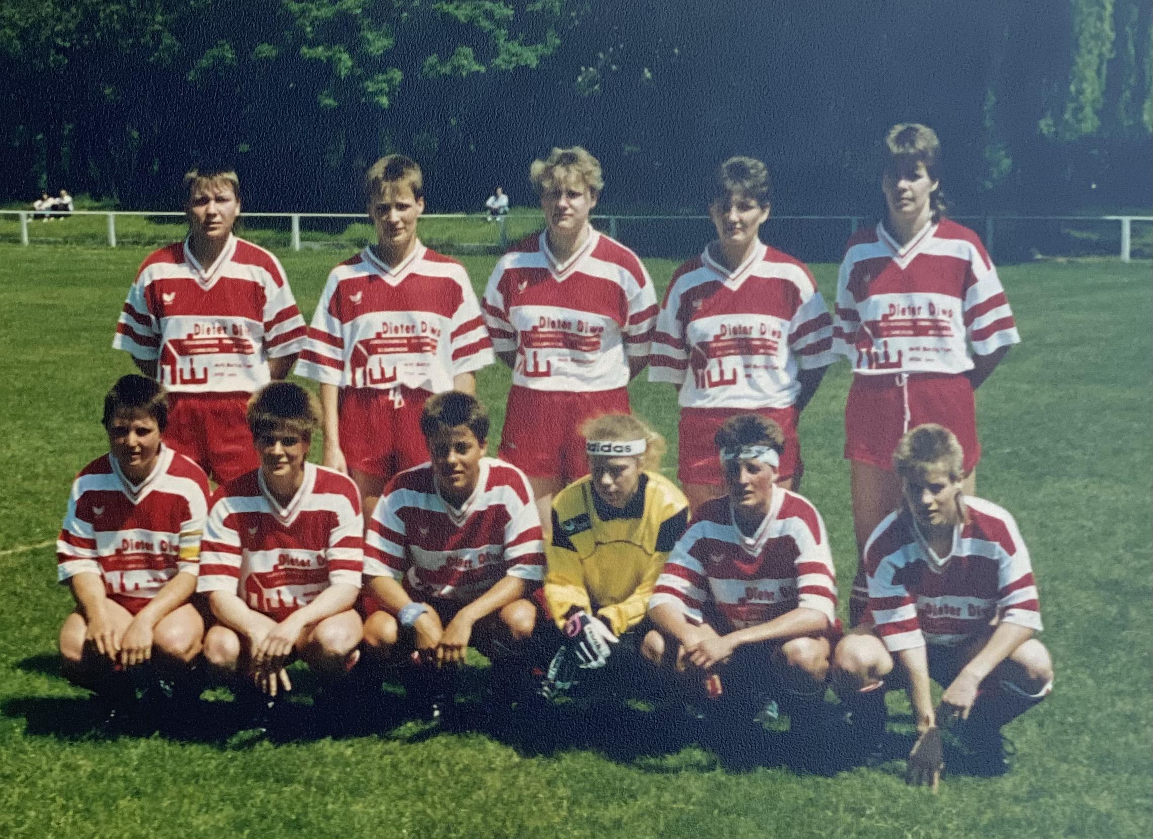 Die Betriebssportgemeinschaft Uni Jena 1990/91