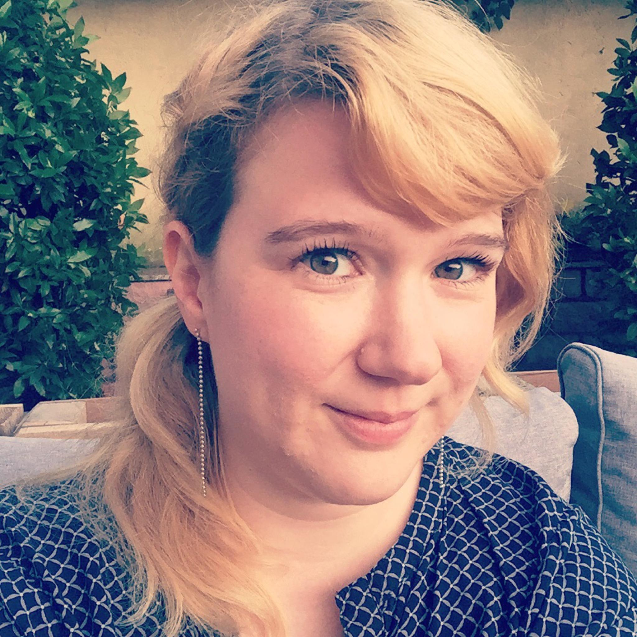 Petra Tabarelli vom FRÜF-Podcast